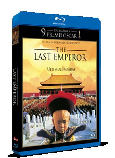 Ultimul Imparat / The Last Emperor - BLU-RAY