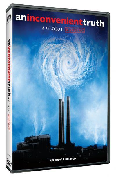 Un adevar incomod / An Unconvenienth Truth - DVD