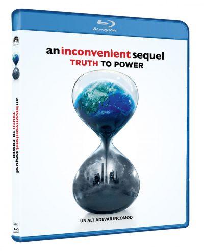 Un alt adevar incomod / An Unconvenient Sequel: Truth to Power - BLU-RAY