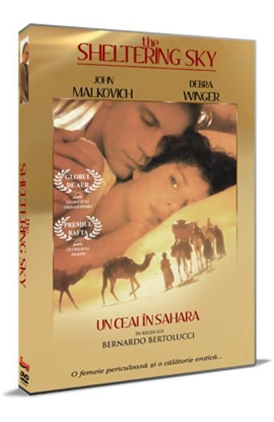 Un ceai in Sahara / The Sheltering Sky - DVD