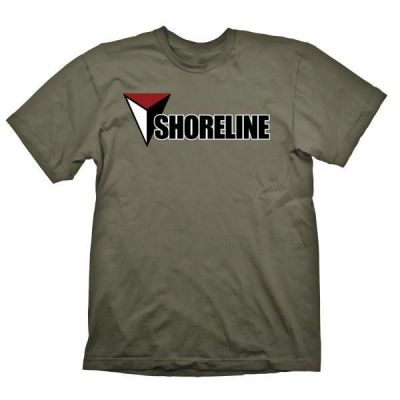 UNCHARTED 4 SHORELINE ARMY TSHIRT S
