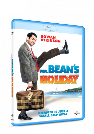 Vacanta lui Mr. Bean / Mr. Bean's Holiday - BLU-RAY
