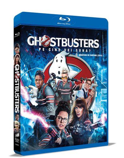 Vanatorii de fantome / Ghostbusters (2016) - BLU-RAY