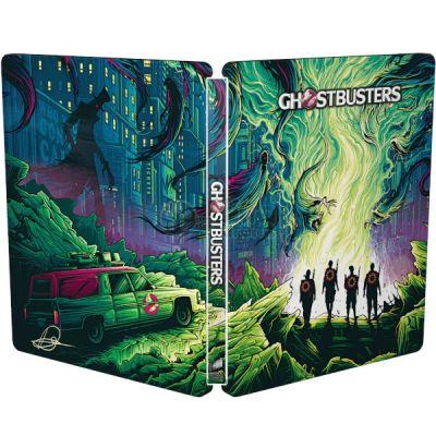 Vanatorii de fantome / Ghostbusters (2016) - BLU-RAY 3D + 2D (Steelbook editie limitata)