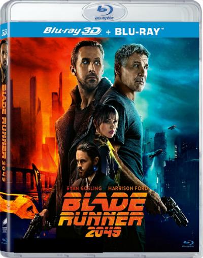 Vanatorul de recompense 2049 / Blade Runner 2049 - BLU-RAY 3D + 2D