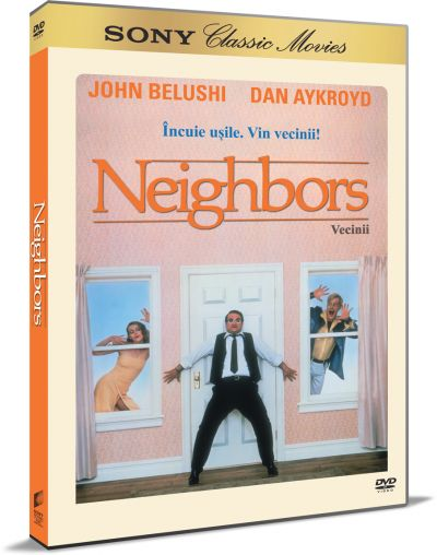 Vecinii / Neighbors - DVD