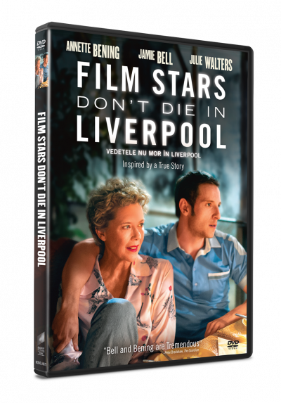 Vedetele nu mor in Liverpool / Film Stars Don't Die in Liverpool - DVD