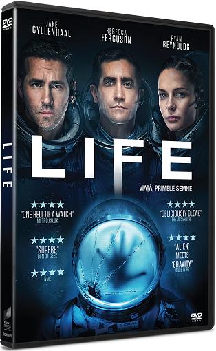 Viata, primele semne / Life - DVD