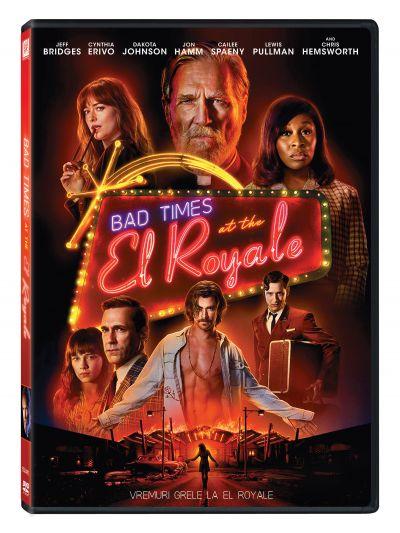Vremuri grele la El Royale / Bad Times at the El Royale - DVD