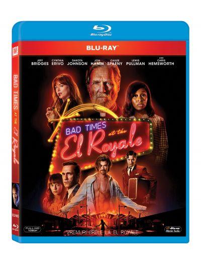 Vremuri grele la El Royale / Bad Times at the El Royale - BLU-RAY