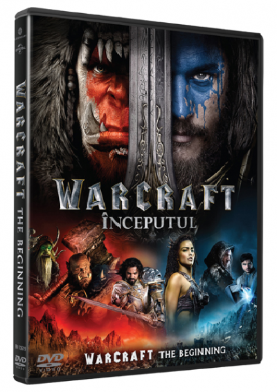 Warcraft: Inceputul / Warcraft: The Beginning - DVD