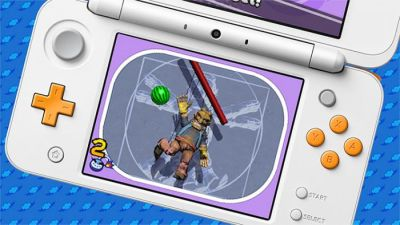 WARIOWARE GOLD - 3DS