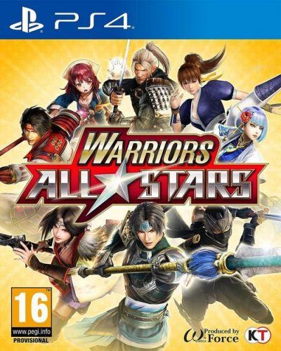 WARRIORS ALL STARS - PS4