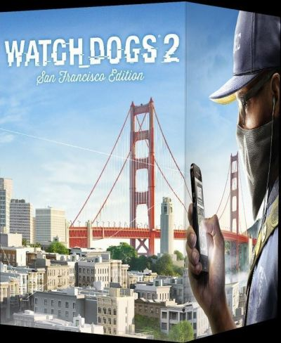 WATCH DOGS 2 SAN FRANCISCO EDITION - PS4