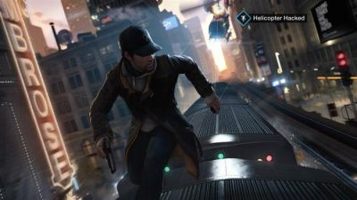 WATCH DOGS PLAYSTATION HITS - PS4