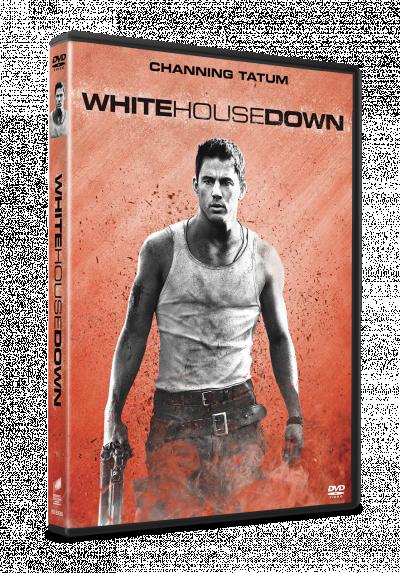 White House Down: Alerta de Grad Zero (Character Cover Collection) - DVD