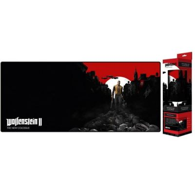 WOLFENSTEIN 2 THE NEW COLOSSUS OVERSIZED MOUSEPAD