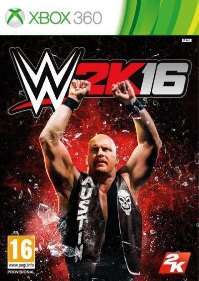 WWE 2K16 - XBOX360