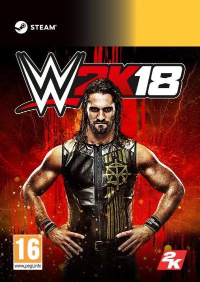 WWE 2K18 - PC (STEAM CODE)