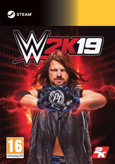 WWE 2K19 - PC (STEAM CODE)