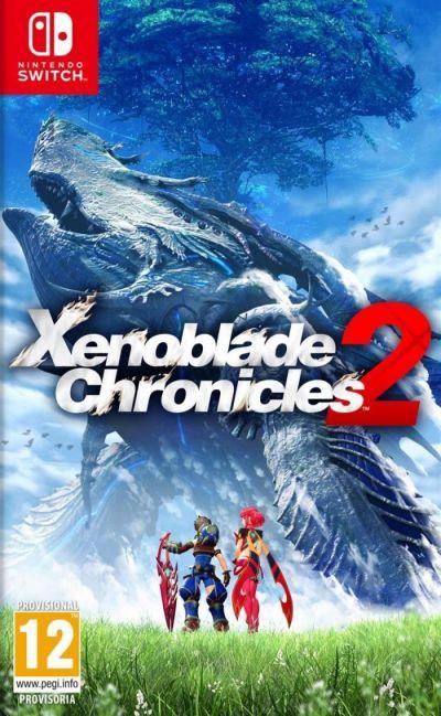 XENOBLADE CHRONICLES 2 - SW