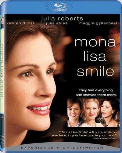 Zambet de Mona Lisa / Mona Lisa Smile - BLU-RAY