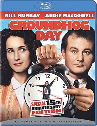 Ziua Cartitei / Groundhog Day (Special 15th Anniversary Edition) - BLU-RAY