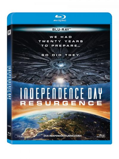 Ziua Independentei 2: Renasterea / Independence Day: Resurgence - BLU-RAY