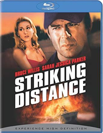 Zona de impact / Striking Distance (fara subtitrare in romana) - BLU-RAY
