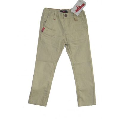 Pantalon LC -Bej Bej 6ani(116cm)