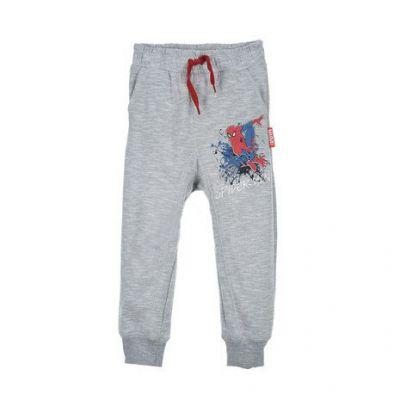 Pantalon trening Spider-Gri Gri 6ani(116cm)