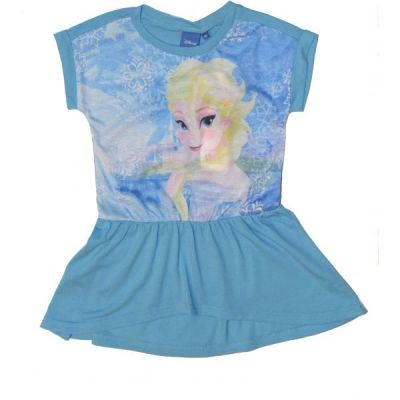 Rochie MS Frozen -Bleu Bleu 5ani(110cm)