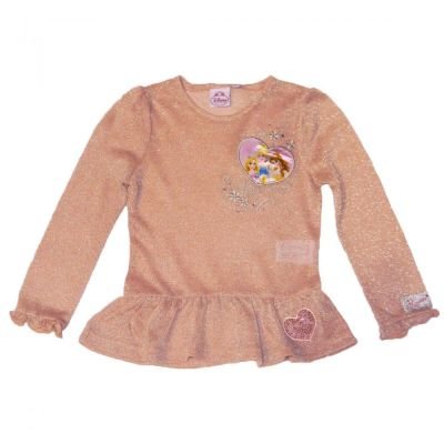 Bluza ML Princess -Roz Roz 3 ani(98cm)