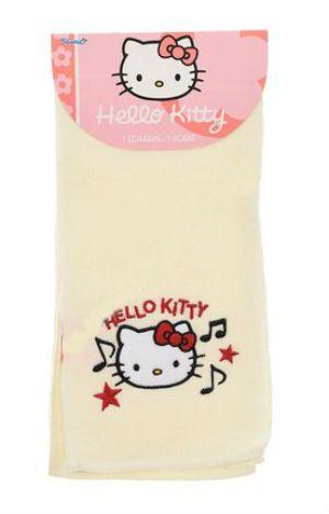 Fular Kitty-Alb