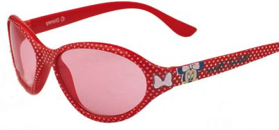 Ochelari soare Minnie -Rosu
