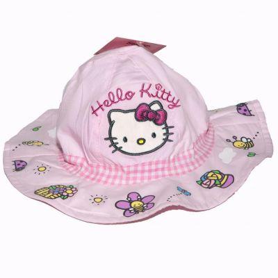 Palarie Hello Kitty-Roz Roz 52cm (3-5ani)