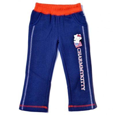 Pantalon trening Charmykitty-Bleumarin