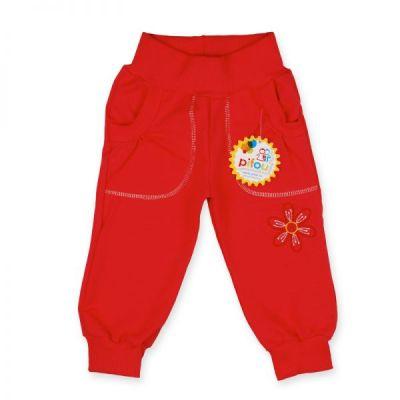 Pantaloni model 7  trening -Rosu Rosu 6ani(116cm)