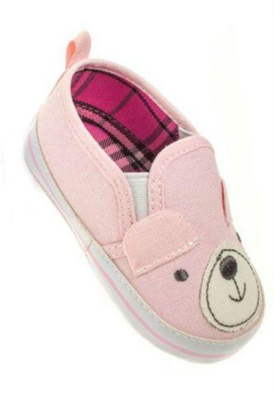 Pantofi Ursulet-Roz