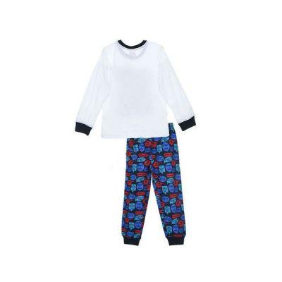 Pijama ML SPIDERMAN-Alb