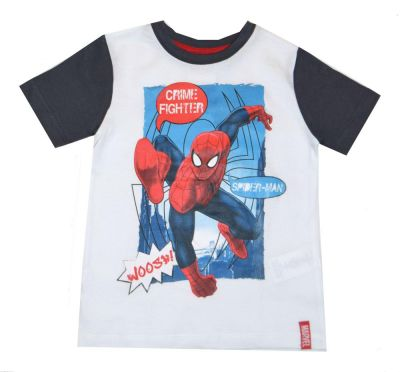 Pijama MS Spiderman-Gri petrol