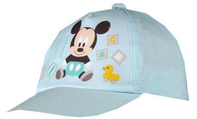 Sapca bebe Mickey Mouse-Bleu