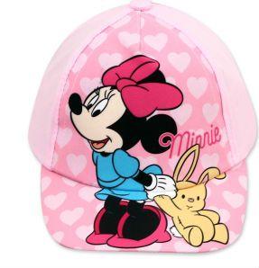 Sapca bebe Minnie-Roz