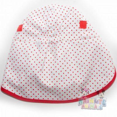 Sapca Hello Kitty -Alb Alb 50cm(2-3ani)