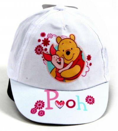 Sapca Winnie fete-Alba