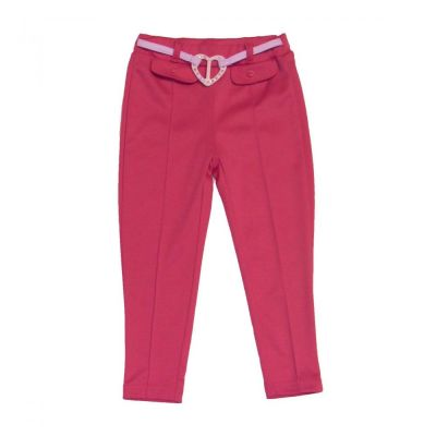 Set - Tricou maneci scurte - pantalon lung Charmmykitty Roz 8ani(128cm)
