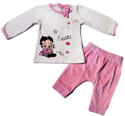 Set Bluza ML-pantalon bebe Betty-Roz