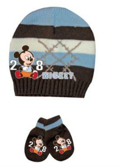Set fes + manusi bebe Mickey-Maro