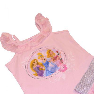 Set fusta - bluza Princess -Roz Roz 4ani(104cm)