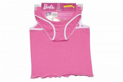 Set maiou+chilot Barbie-Fuchsia Fuchsia 6-8ani